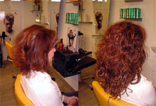 Vorher Nachher Bilder Haarverlängerung